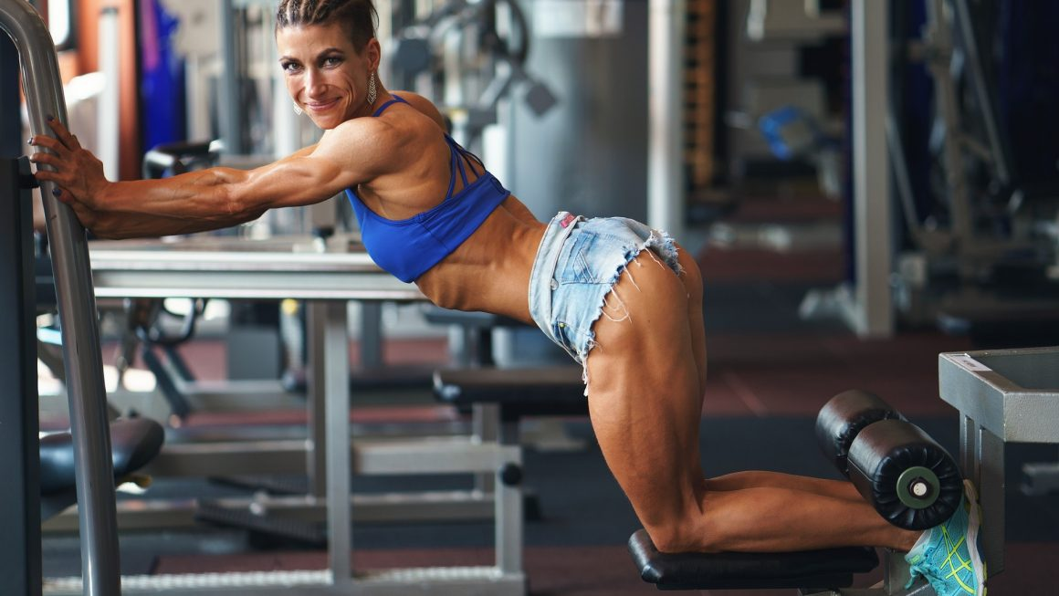 Burn Fat and Build Muscle at The Same Time