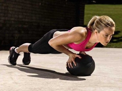 medicine ball workouts for beginners